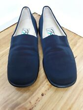 Ros hommerson womens shoes Navy Blue Casual Loafer Size 6 W