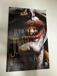 Batman: Joker DC Comic SC Panini von Lee Bermejo Brian Azzarello