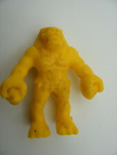 MATCHBOX panini Monster In My Pocket serie 1 #15 KARNAK Jaune yellow