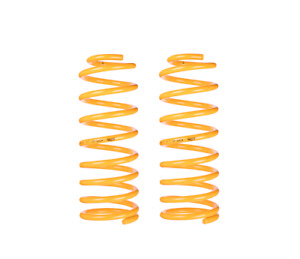 Front King Raised Comfort Coil Springs for HOLDEN COLORADO 7 RG I III 4WD