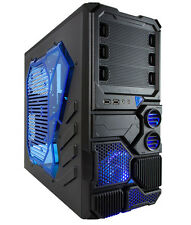 Computer X-Sniper Custom Gaming PC Desktop Quad Core 8GB Nvidia Graphics 1TB AM4