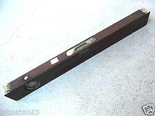 n° 4 ) old tool, outil ancien, niveau en bois de menuisier, collection , déco