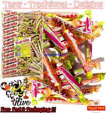 500 G FRUIT-TELLA Fruité Duo Stix assorties fruits saveurs-Véritable jus de fruits