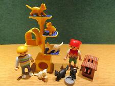 Stadtleben Playmobil Katze aus Set 70058 M-0997