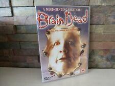 BRAINDEAD (BILL PAXTON / BILL PULLMAN) DVD UK. FAST/FREE POST