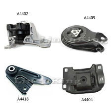For 2004-2009 Mazda 3 2.0L Transmission Trans Engine Motor Mount Kit NEW G008