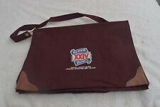1990 SUPER BOWL XXIV Louisiana Superdome New Orleans Embroiderer Canvas Bag