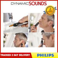 Tagliacapelli e regolabarba orecchie, naso, sopracciglia nero