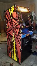 gyruss arcade side art