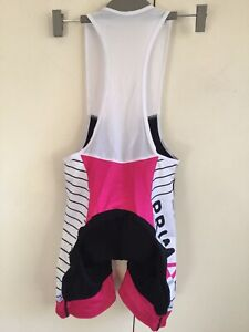 Primal Prisma Bib Shorts Cycling Athletic Womens Size Small New With Tags NWT