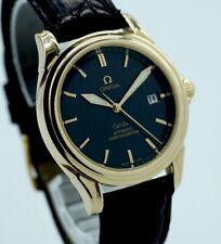 OMEGA De Ville Co-Axial Chronometer Automatik Gelbgold ca. 37mm