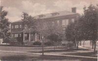 Postcard Training School State Normal Mt Pleasant MI
