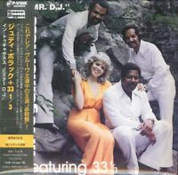 JUDY POLLAK+33 1/3-IN TOGETHERNESS MR. D. J.-JAPAN MINI LP CD Ltd/Ed F30