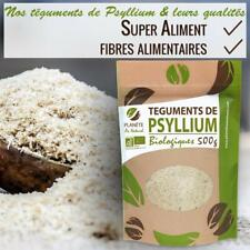 Psyllium Bio (téguments) Complément Alimentaire Epaississant Moelleux