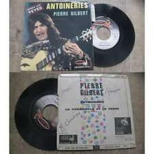 PIERRE GILBERT - Antoineries French PS 7' Sixties Pop Yéyé
