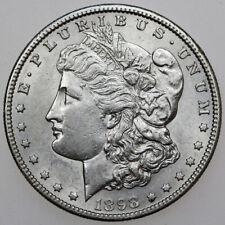 1898-S $1 MORGAN SILVER DOLLAR