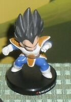 MODELLINO GASHAPON MANGA MINI FIGUR ANIME DRAGON BALL Z-VEGETA SD SUPER DEFORMED