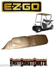 EZGO TXT Golf Cart SEAT BACK COVER TAN 71753-G04