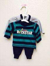 NWT Future Rockstar 3 Piece Outfit  - Carters - Size Newborn