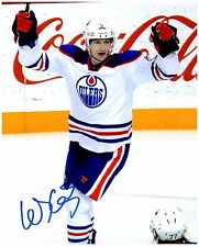 Edmonton Oilers LADISLAV SMID Signed Autographed 8x10 Pic C