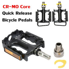Promend Quick Release Mtb Road Bike Pedals Sealed Bearings for Folding Bike 360g