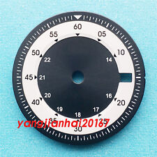 28.5mm sterile Dial fit 2836/2813/3804,Miyota 82 Series movement 40/ 41mm watchA