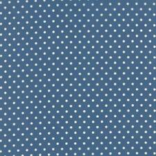Fabric-Moda- Bread and Butter -Blue Royal Dot-American Jane- 21697-20