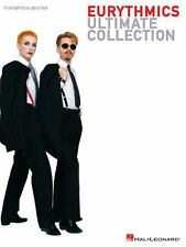Eurythmics - Ultimate Collection - Piano / Vocal / Guitar (2012, Paperback)