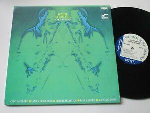 WAYNE SHORTER SCHIZOPHRENIA BLUE NOTE LP MINT-