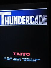 Thundercade ORIGINAL JAMMA PCB By TAITO