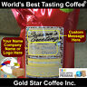 Custom Labeled Coffee - 10 lb Hawaii Hawaiian Kona - Roasted Fresh as Ordered