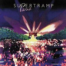 SUPERTRAMP Paris LIVE JAPAN MINI LP 2 SHM CD