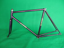 Makino NJS Approved Keirin Frame Set Track Bike Single Speed Fixie 53.5cm