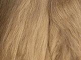 WONDERSCULPT Finest English Viscose OOAK Doll Fairy Hair Wig Reborn Fair