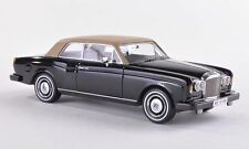 Neo Scale Models Neo44146 Bentley Corniche 1977 Black 1 43 Auto Stradali