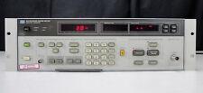 Agilenthp 8970b Noise Figure Meter 10 Mhz To 1600 Mhz
