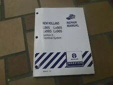 used new holland skid loader | eBay New Holland L Skid Steer Wiring Diagram on