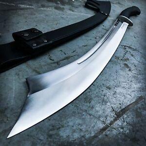 "30"" Modern Honshu War Sword Full Tang Carbon Steel Blade Machete Sharp w/ Sheath"