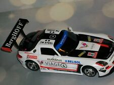 1/32 SCALE SLOT CAR NINCO MERCEDES SLS GT3 LIGHTNING PRORACE WHEELS 50578