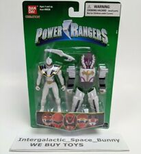 POWER RANGERS DINO Super Charge GREEN RANGER 12cm Action Figure Nuovo di Zecca