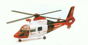 Eurocopter Dauphin HH-65A Johanniter, NewRay Hubschrauber Model 1:48, 25643C-SS