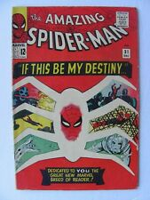 Amazing Spider-man #31 (1965) - 1st appearance of Gwen Stacy and Harry Osborn
