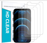 IPhone 11 Anti- Drop Clear Tempered Glass Screen Protector Bubble-Free 1 Pack 📱