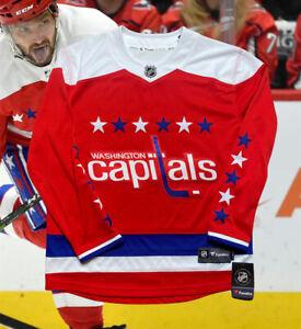 Washington Capitals Jersey Fanatics Mens Medium Alternate Retro New With Tags