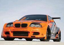 "2001 BMW M3 GTR E46 Mini Poster 24/"" x 36/"""