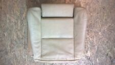 OE 04-07 BMW 5 series E60 Front Right Comfort seat lower Cushion - Beige Leather