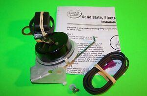 Electric Choke Kit Rochester Quadrajet Carburetor 72 -78 Sm Block Chevy 350 400