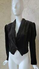 New listing Vintage Jessica's Gunnies Victorian Style Velvet Jacket Blazer Size Medium