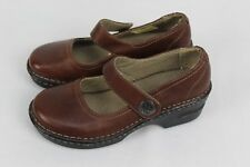 Eastland Tansy Women's Brown Mary Jane Casual Shoes 6M