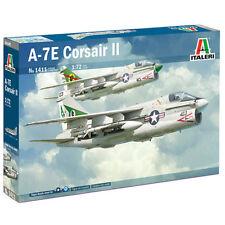 ITALERI A-7E Cosair II 1411 1:72 Aircraft Model Kit